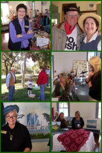 Volunteers keep the Historical Society of Sarasota County lively!