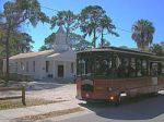 Narrated trolley tours of downtown Sarasota by the Historical Society of Sarasota County