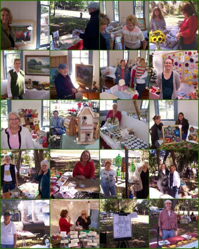 Pioneer Day in Pioneer Park Sarasota FL 2011