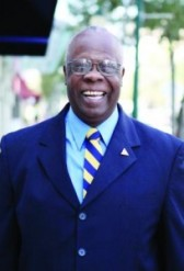City Commissioner of Sarasota FL Willie Shaw