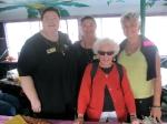 March 2012 - Board Members on LeBarge