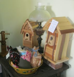 Historical Society of Sarasota County: Locally-crafted birdhouses
