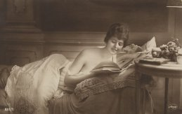 Reading is an historical activity