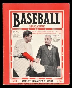 1923 Baseball Magazine