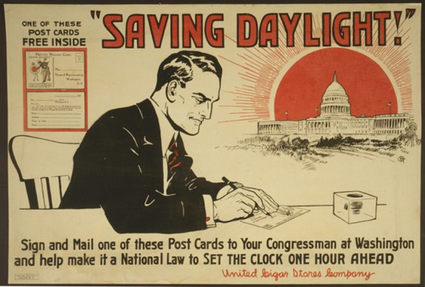 Write your Congressman, 1918 version