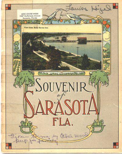 Souvenir of Sarasota FL