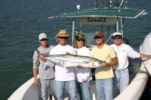 Kingfish trophy