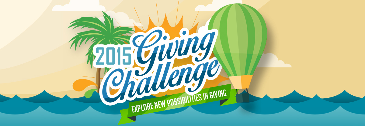 The Historical Society is a partner with The Giving Challenge