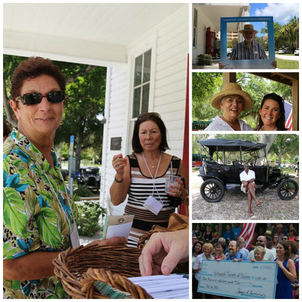 Tour de SRQ's inaugural event featured The Historical Society of Sarasota County