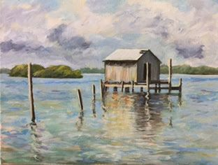 Artist's view of Net Camp Cortez FL