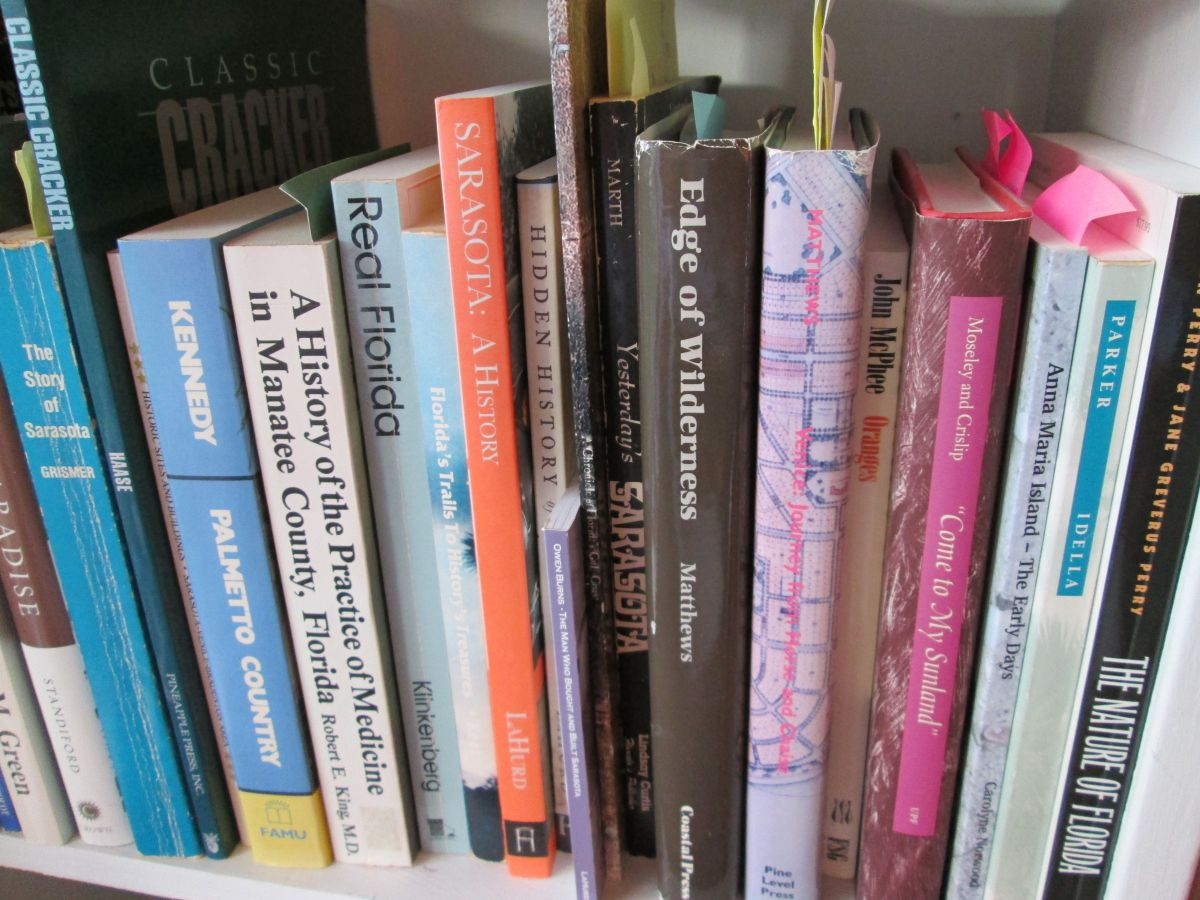 Local and state history books available at Conversations