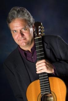Founder of Guitar Sarasota, Thomas Koch