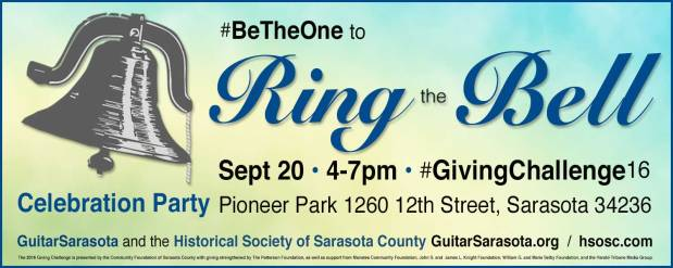 Join us at our Ring the Bell party!