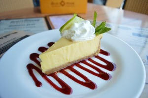 The Historical Society of Sarasota County loves Key Lime Pie.