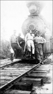 Railroads in Florida, presented by David Duncan at the Historical Society of Sarasota County