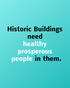 For The Giving Challenge 2020, think #People1st #ThenBuildings