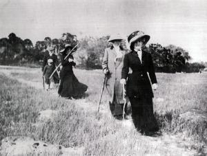 Bertha Palmer in Sarasota