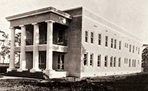 Sarasota Memorial Hospital the early days.
