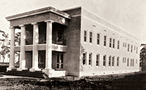 Sarasota Memorial Hospital the early days.