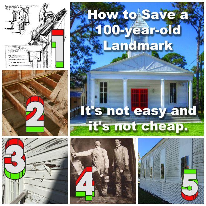 How to Save a 100-year-old Sarasota landmark