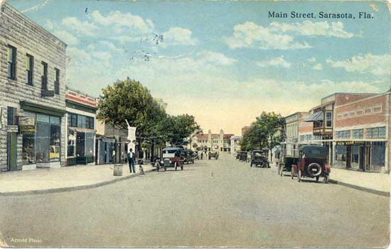 Main Street, Sarasota FL