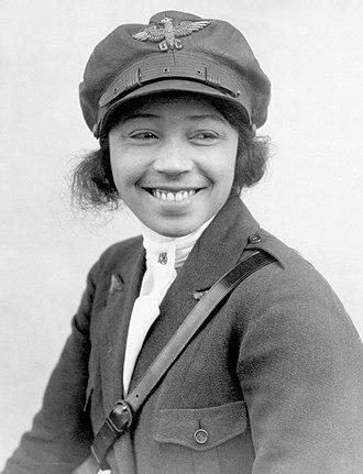 330px-Bessie_Coleman_in_1923